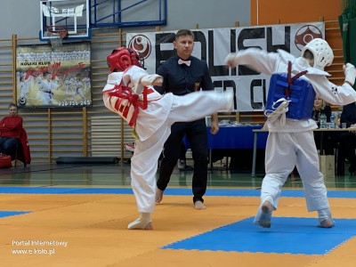 Polish Fighter CUP rozegrany w Kole
